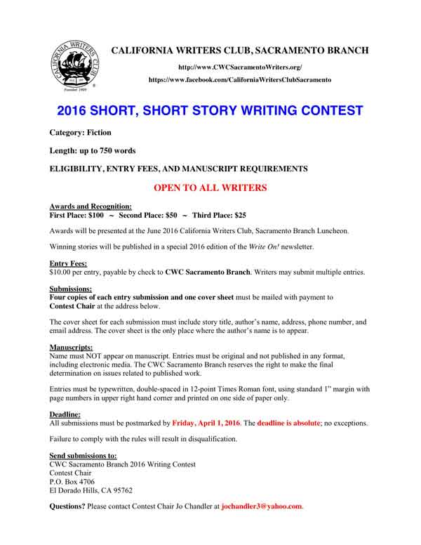 essay contests prizes