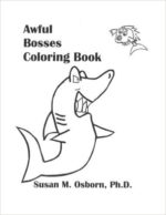 Awful Bosses Coloring Book